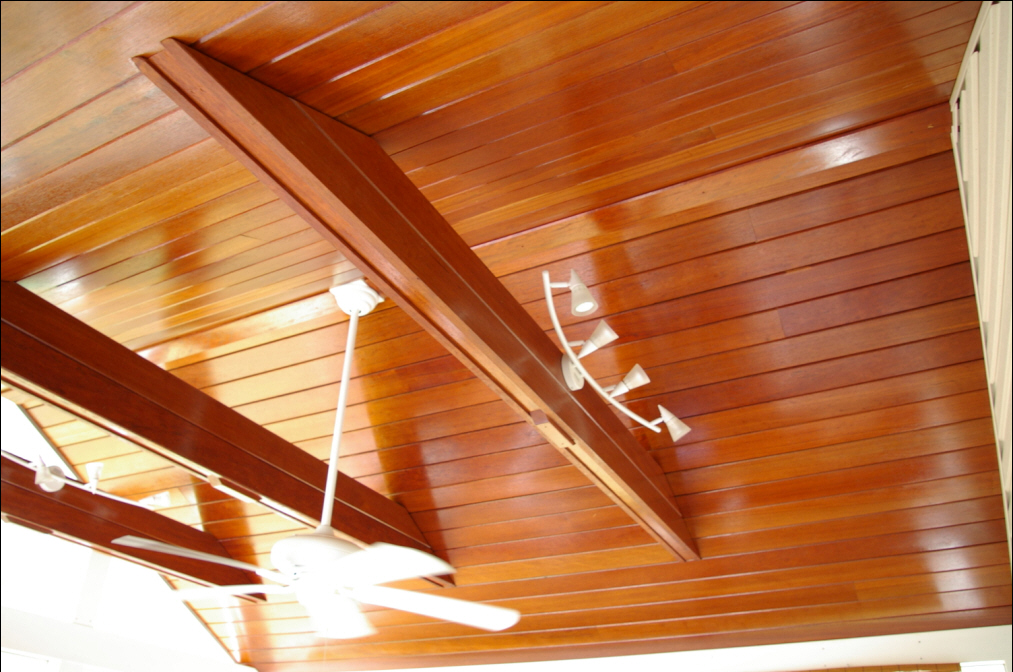 Cambera Gany Deck Materials Screen Porch Hardwood. Photo 1 Of 8 Full Size  Ceiling Outdoor Wood Material Exterior Tongue And Groove Planks