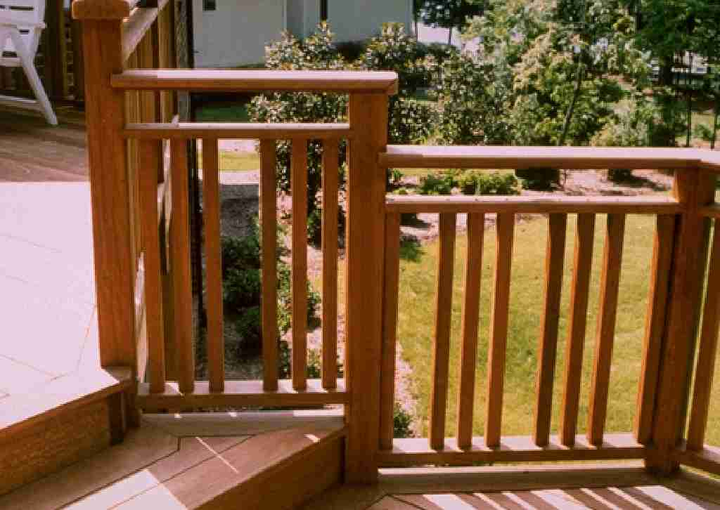 Ipe hardwood decks: ipe deck wood